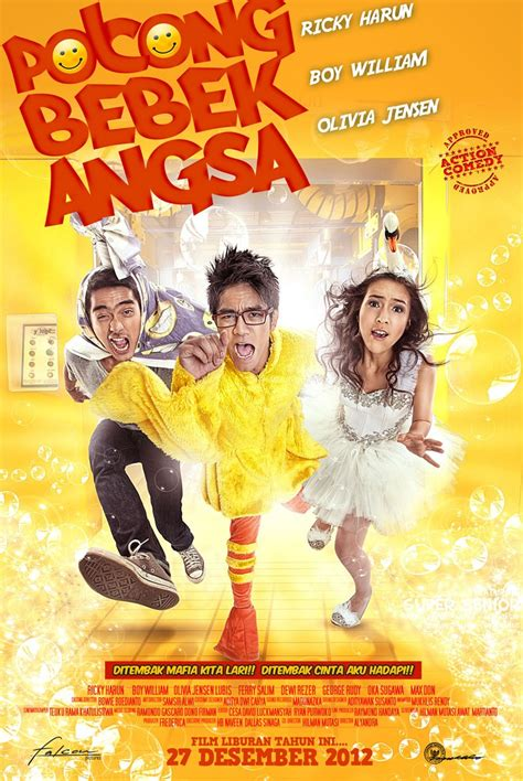 download film pocong bebek angsa potong bebek angsa 1 of 2 extra large movie poster