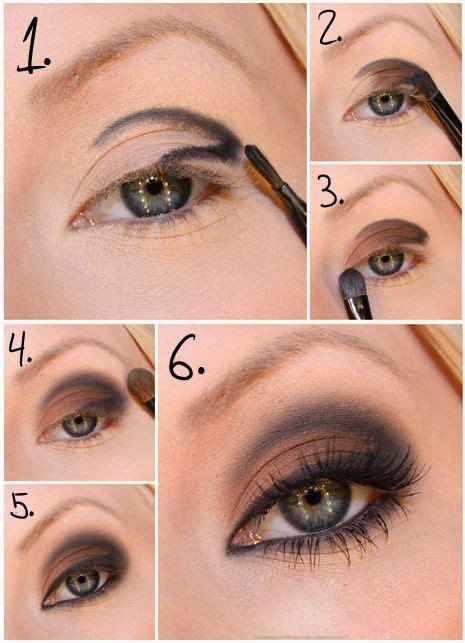 tutorial eyeshadow wardah seri d maquillaje en marr 243 n paso a paso ojo ahumado hijos y ojos