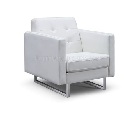 White Faux Leather Sofa Bed Sofa Bed In White Faux Leather By Whiteline