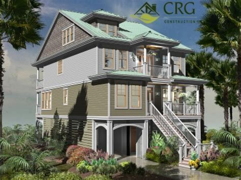 ocean front house plans oceanfront homes myrtle beach sc 5 bedroom myrtle beach