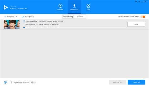 download mp3 from dailymotion 4 ways to download convert dailymotion to mp3 easily