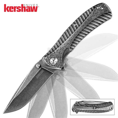 starter pocket knife kershaw starter assisted opening pocket knife chkadels survival cing gear