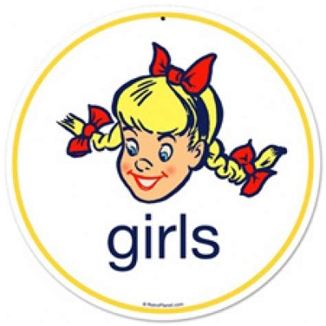 girls bathroom logo girls bathroom sign cliparts co