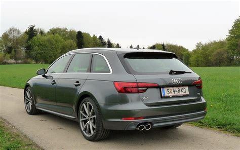 Neuer Audi A4 Avant der neue audi a4 avant guten tag 214 sterreich