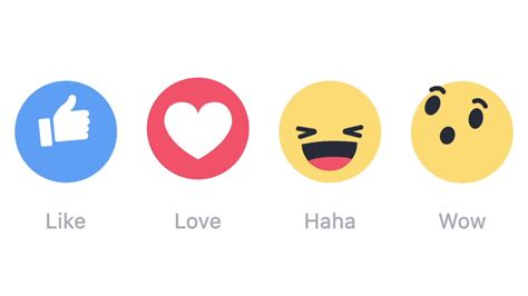 fb reaction are you liking facebook s new emojis scrap that do you