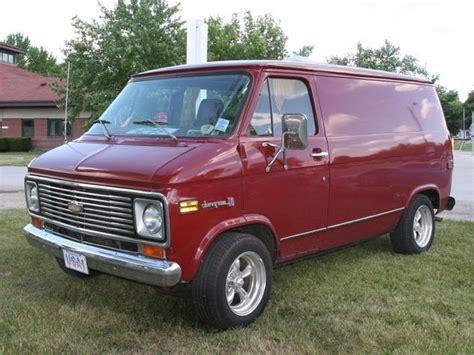 Chevrolet Chevy Van   Overview   CarGurus