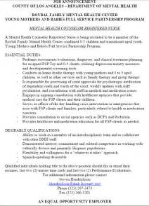 mental health technician cover letter personal statements for college applications sle cover
