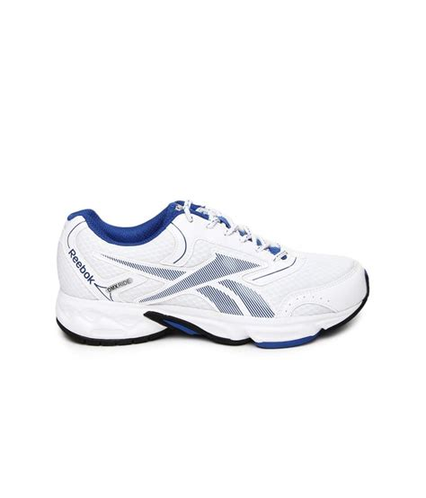 buy reebok white running shoes for snapdeal