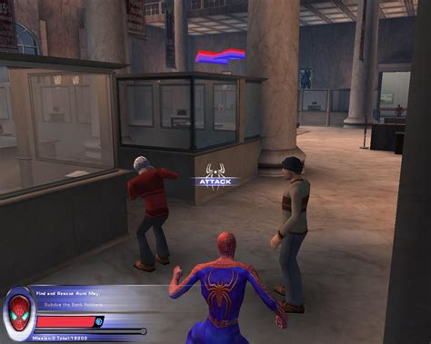 spider man   game   arcade action game