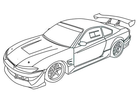 nissan skyline drawing outline nissan skyline gtr to draw rapunga google cars to draw