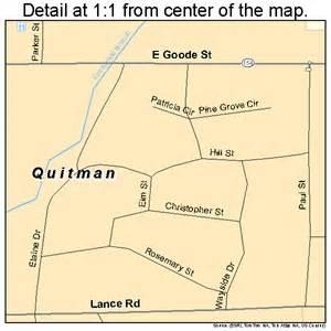 quitman map 4860188