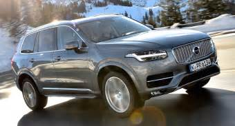 Volvo Models Volvo Announces Updates For Model Year 2017
