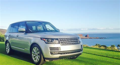 Range Rover Hawaii by Explore Best Of Hawaii With Four Seasons Resort Lanai At