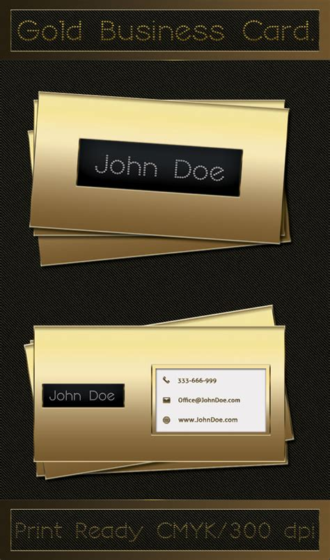 gold business card template 30 top level collection of business card templates for