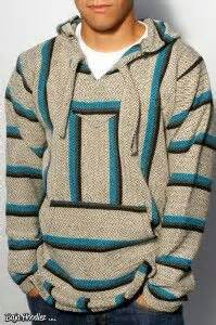 poncho tanabe baja pullover on hoodie ponchos and pullover