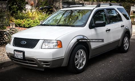 2005 ford freestyle se 4dr awd this car will sell