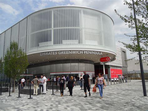 Emirates Greenwich Peninsula | file emirates greenwich peninsula station jpg