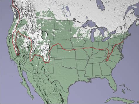 snow cover map usa unusually low snow cover in the u s image of the day