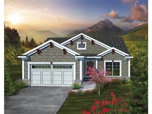 Craftsman Ranch Plans by Craftsman Ranch Hwbdo76357 Craftsman From
