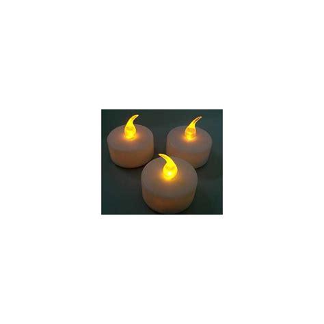 candele led a batteria mini candela a led finta luce gialla tremolante a batterie