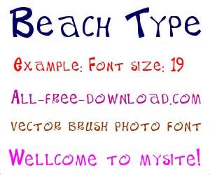 printable beach fonts beach font related keywords beach font long tail