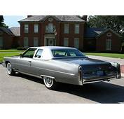 Hooniverse Fabulous Fins Weekend – A 1976 Cadillac Coupe