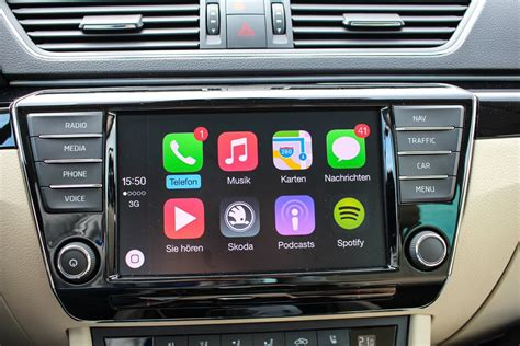 android car play c 243 mo funciona el apple carplay android auto y mirrorlink