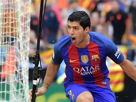 beast  beauty  luis suarez curbed  anger