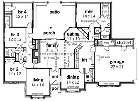 2300 sq ft house plans andover 2300 8642 4 bedrooms and 2 5 baths the house