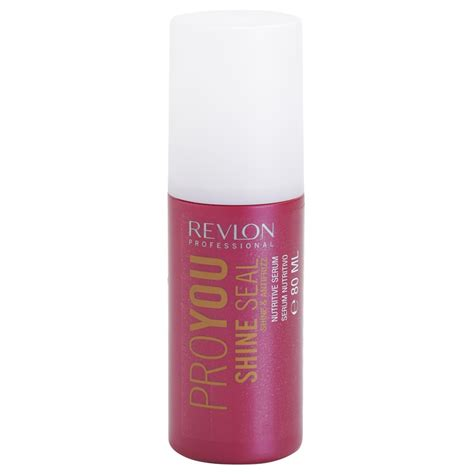 Serum Revlon revlon professional pro you shine serum for and damaged hair beautyspin