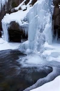 Frozen Waterfalls by Frozen Waterfall Frozen Waterfalls Pinterest