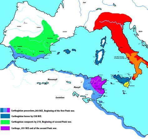 Nguồn Gốc đế Chế Carthage Nghi 234 N Cứu Lịch Sử