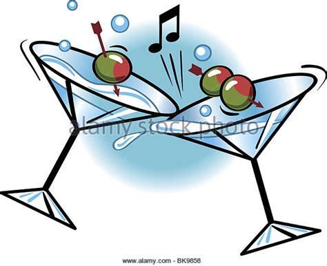 martini glasses clinking musical note food stock photos musical note food stock