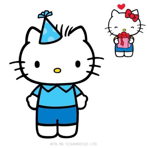 hello kitty dear daniel coloring pages 8 best dear daniel and hello kitty images on pinterest