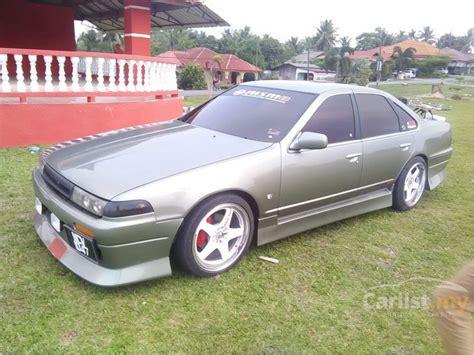 nissan cefero nissan cefiro 1992 2 5 in kelantan manual sedan grey for