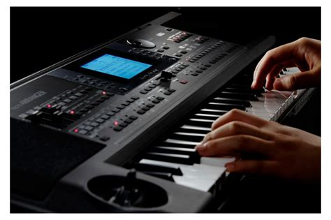 Keyboard Micro Arranger Create An Own Style In Korg Pa50sd Micro Arranger Ps50sd