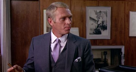 haircut steve mcqueen style the most stylish movie ever made the thomas crown affair