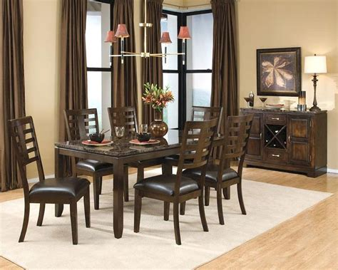 standard furniture dining set st 16840d