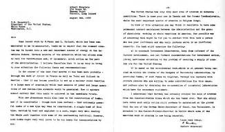 200000 people einstein later described signing the letter as the one