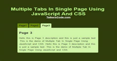 javascript tutorial tabs javascript development set up a live character count for