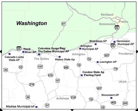 map of oregon airports oregon airports tripcheck oregon traveler