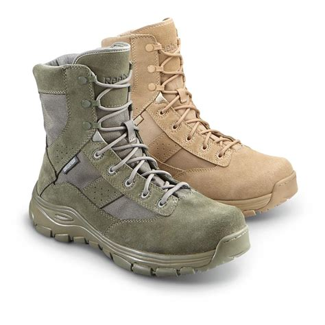 reebok boots reebok swiftsure s side zip boots 617841