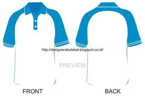 desain baju kaos kerah vector download desain kaos kerah bisa diedit format vector cdr