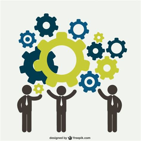 Teamwork Concept Vector Free Download Free Teamwork Images