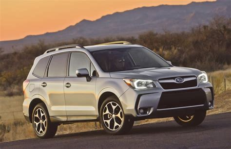 how much is a new subaru forester 2014 subaru forester aces new iihs crash test other