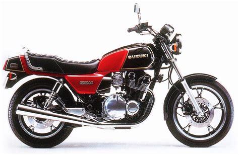 81 Suzuki Gs850g Suzuki Gs850g Gs850gl