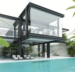 architecture house designs glass house and architecture