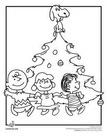 peanuts christmas coloring pages coloring home
