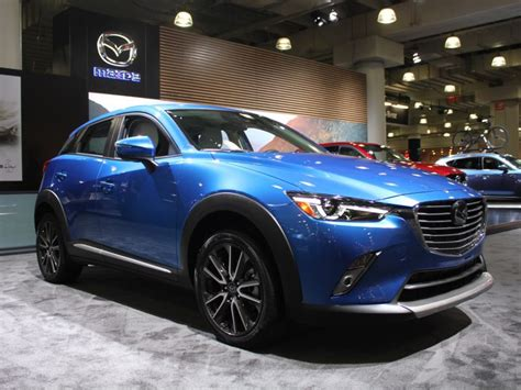 is mazda foreign suv and truck photos from the 2017 new york international