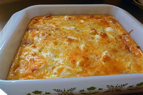 egg strata casserole breakfast easy egg strata casserole centex cooks